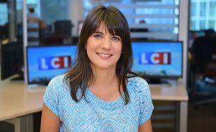 Estelle Denis a animé, en 2015, «J'achète (ou pas)», sur LCI.