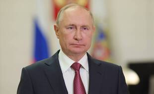 Le président russe Vladimir Poutine n'ira pas à Glasgow pour la COP26. (Illustration)