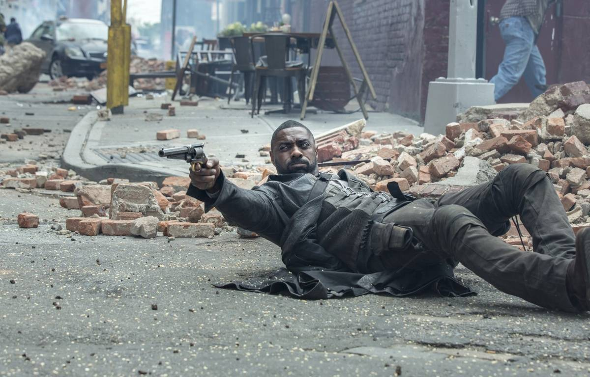 Idris Elba dans La Tour Sombre de Nicolaj Arcel – Sony