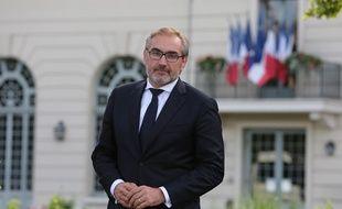 Arnaud Péricard, le nouveau maire de Saint-Germain-en-Laye.