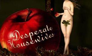 Une affiche de la série Desperate Housewives