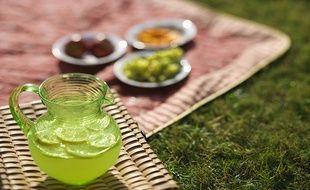Le pique-nique peut être l'occasion de déguster des plats originaux et raffinés.