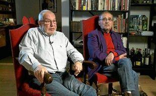 D'anciennes figures du banditisme témoignent dans «Caids Story»: Michel Ardouin, surnommé «porte-avions», et Gilbert Bena, dit «Gibus».