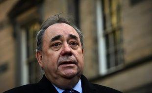 L'ex-chef du gouvernement écossais Alex Salmond a été mis en examen pour harcèlement sexuel