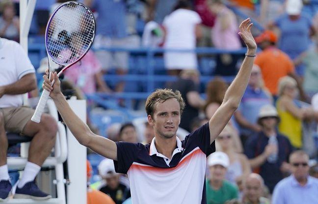 Cincinnati: Medvedev s'offre son premier titre en Masters 1000