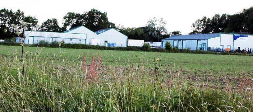 A Noyal-Châtillon-sur-Seiche, près de Rennes, la zone d'activités du Hil va être étendue pour accueillir davantage d'entreprises. Et grignoter 14 hectares de foncier agricole.