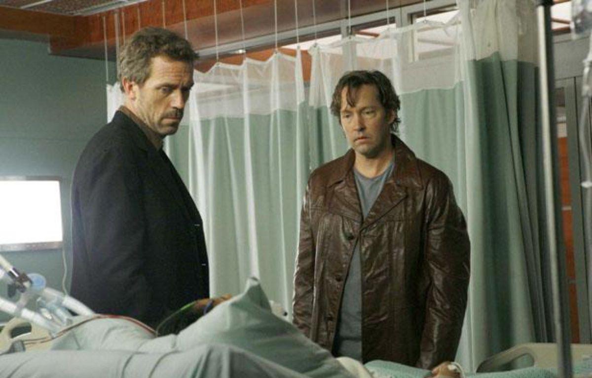 Une scène d'un épisode de la série américaine «Dr House» diffusé en 2006 sur la Fox. – ADMEDIA/SIPA