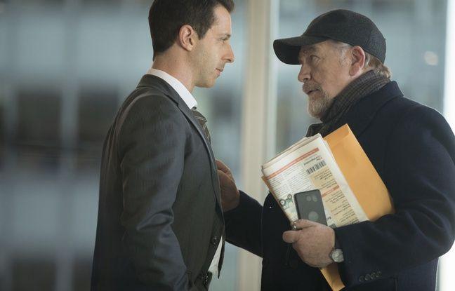 Jeremy Strong (Kendall Roy) et Brian Cox (Logan Roy) dans la série «Succession».