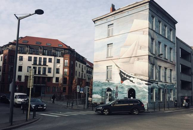 Ouvert en septembre 2015, le phare du Kanaal attire des entrepreneurs de toute l'agglomération bruxelloise.