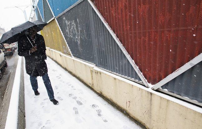 Intempéries: Météo France place 28 départements en vigilance orange neige-verglas, la Corse en alerte rouge aux vents violents