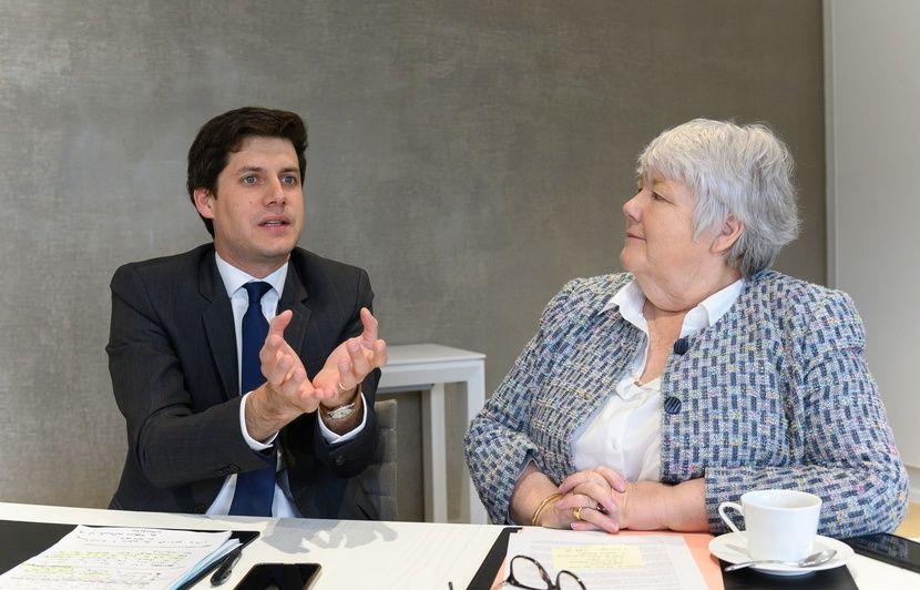 EXCLUSIF. «L'Etat va consacrer 45 millions d'euros aux tiers-lieux», annoncent les ministres Denormandie et Gourault