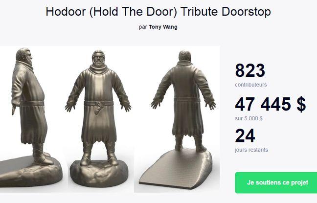 Le cale-porte Hodor
