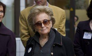 Bernadette Chirac laisse sa place à Brigitte Macron(Archives)