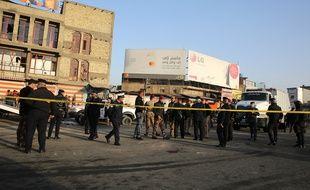 Un attentat à Bagdad, en Irak, a fait 31 morts ce lundi 15 janvier 2018.