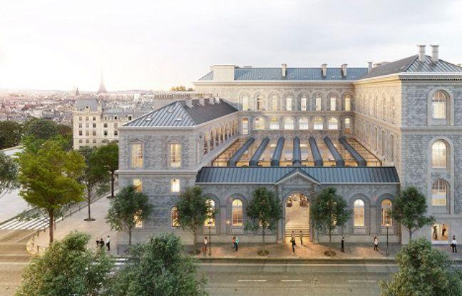 Le projet « Parvis Notre-Dame » de l'Hôtel Dieu proposé par Novaxia