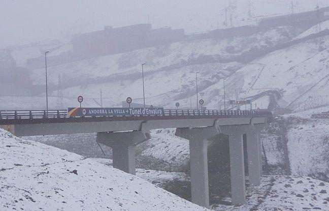 L'hiver en juin... Il neige dans les Pyrénées (mais pas de panique pour Andorre-France)
