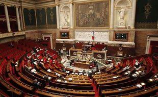 Des députés UMPn'étaient pas présentsdurant la réunion de la commisson étudiant le projet de TVA sociale, le 13 février 2012