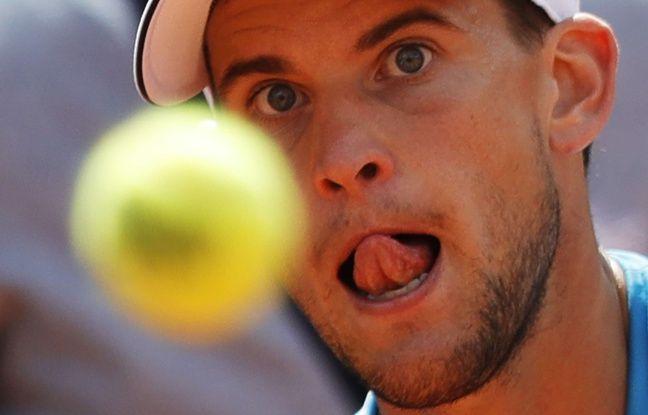 Roland-Garros: Djokovic en demi-finale? «Le défi est colossal», lance Dominic Thiem