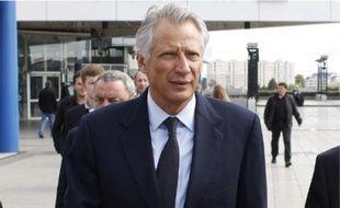 Dominique de Villepin ne renouvellera pas son adhésion à l'UMP en 2011.