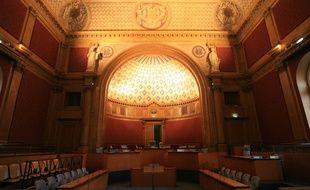 La cour d'assises de Haute-Garonne.