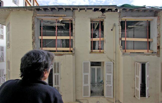 Une explosion avait détruit l'appartement où a été retrouvé le garçonnet (Archives)