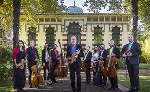 L'orchestre de chambre de Toulouse a loué une boutique éphémère en ville.