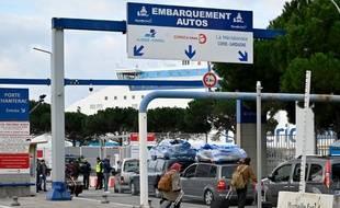 Le trafic dans le port de Marseille est perturbé depuis plusieurs jours
