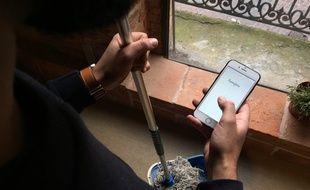 L'application Sweepers, qui permet de trouver des prestataires de services ménagers, a été lancée par deux jeunes Toulousains.