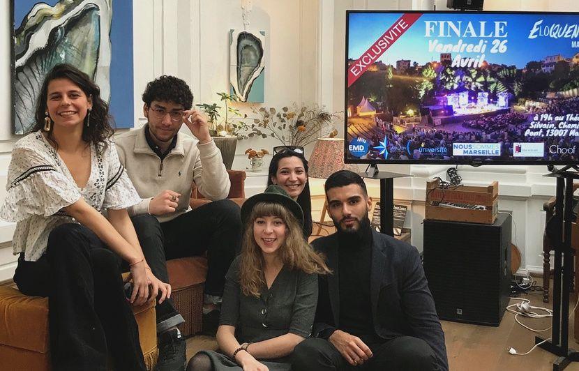Marseille: Des jeunes vont s'affronter lors de joutes verbales pour la finale d'Eloquentia