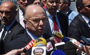 Bernard Cazeneuve le 26 juin 2015.