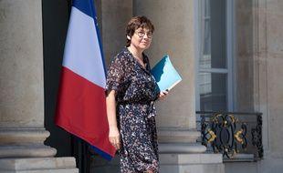 La ministre des Outre-mer