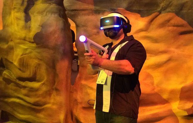 La réalité virtuelle, une tendance lourde de ces trois dernières années.