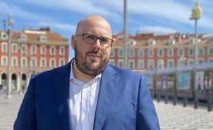 Philippe Vardon sera opposé à Christian Estrosi et à la liste Nice écologique