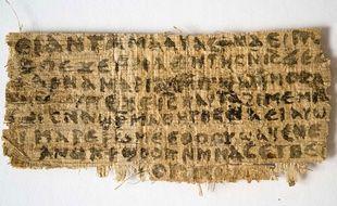 Un papyrus rélvèle l'existence de la