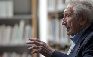 Bernard Dargols, le 5 mai 2014 à Caen