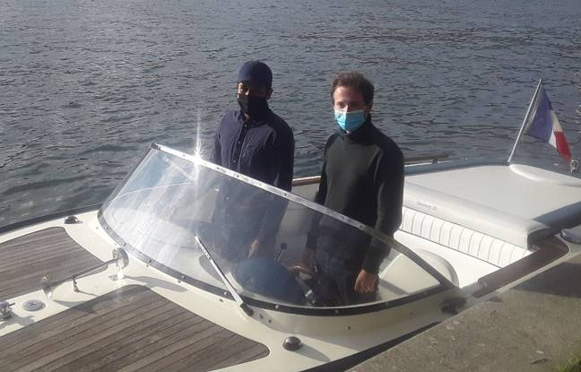 Gaël Rabeson and Raphaël Oren developed Lakana Cruise.  The small company stood out by targeting the Ile-de-France clientele to offer