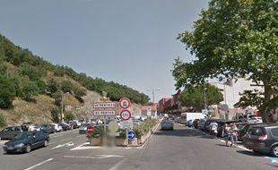 La commune du Perthus, dans les Pyrénées-Orientales.