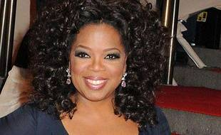 Oprah Winfrey, lors du Costume Institute Gala Benefit au Metropolitan Museum of Art de New York, le 3 mai 2010.