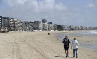 La Baule fait partie des 25 communes de Loire-Atlantique où le port du masque redevient obligatoire dans l'espace publique.