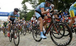 Daan Myngheer était un grand espoir du cyclisme belge