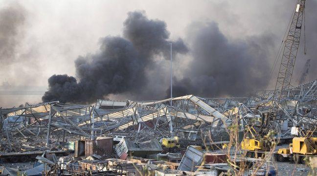 La France envoie des secours et des moyens au Liban après les explosions