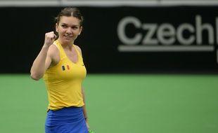 Simona Halep a offert deux points aux Roumaines en simple