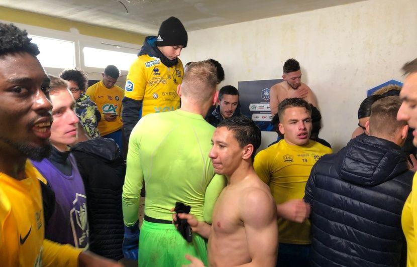 Coupe de France : Qualifié en huitièmes de finale, Epinal est « comme dans un rêve »