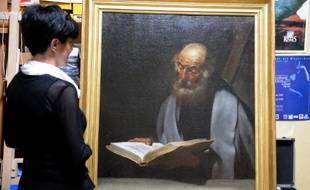 Le musée des Beaux-Arts de Rennes rêvait d'acquérir un tableau du XVIIè siècle de Jusepe de Ribera, Saint Jude Thaddée, mis en vente 300.000 euros: une souscription publique a permis cet achat financé en grande partie par l'Etat et la Ville de Rennes, son succès permettant à sa direction d'envisager de nouvelles acquisitions.