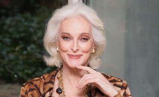 Carmen Dell'Orefice, la plus âgée des mannequins en activité, a une chevelure de rêve à 83 ans.