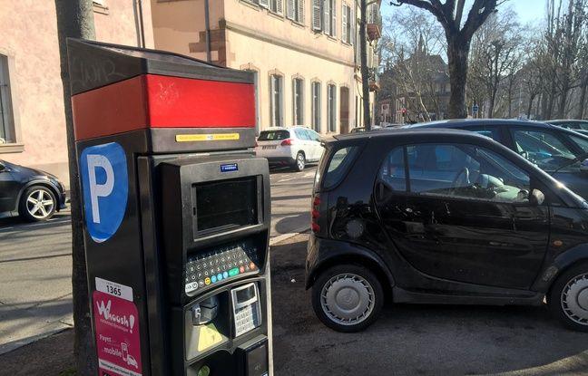 Strasbourg: La nouvelle maire Jeanne Barseghian veut annuler la gratuité partielle du stationnement