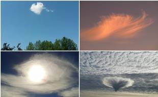 Oh, les beaux nuages