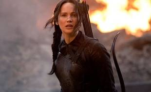 Image de The Hunger Games avec Jennifer Lawrence