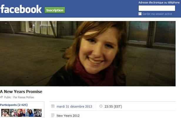 Je cherche une fille sur facebook