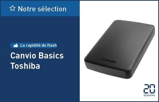 Canvio Basics Toshiba